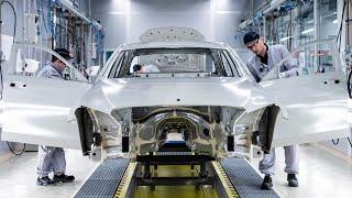 Download Mercedes-Benz E-Class W212 facelift Production Sindelfingen Video