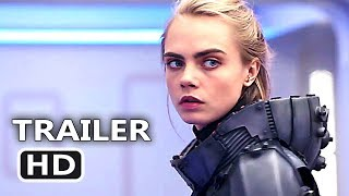 Download VALERIAN ″Space is MAGIC″ Trailer (2017) Cara Delevingne, Rihanna Sci-Fi Movie HD Video