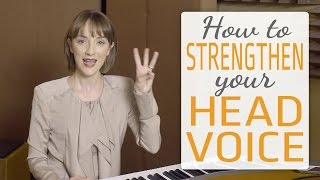 Download How to Strengthen Your Head Voice - 3 Easy Ways Video