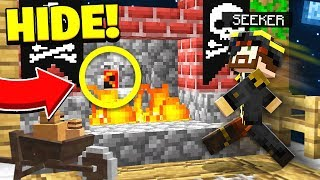 Download UNLOCKING THE CURSED ITEM! | PIRATE HIDE & SEEK! - Minecraft Mods Video
