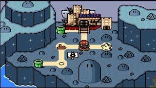 New Super Mario World 2: The Best Worlds 100% MULTIPLAYER
