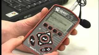 Download Quest NoisePro® Noise Dosimeter Video