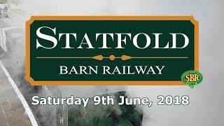 Download Statfold Barn Railway Video