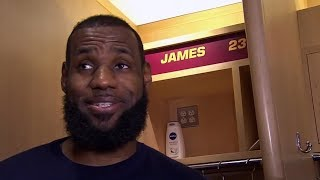 Download Lebron LAUGHS at Cleveland Trying to Get Him to Stay!! Video