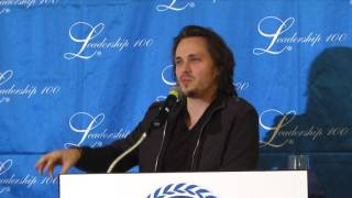 Download The 26th Annual Leadership 100 Conference, Jonathan Jackson Video