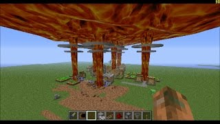 Download Minecraft: Nuking village with 7 nukes!!! Video