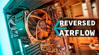 Download What Happens If You REVERSE Case Airflow? Video
