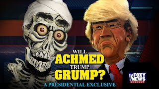 Download Will Achmed Trump Grump? An Exclusive Presidential Interview | JEFF DUNHAM Video
