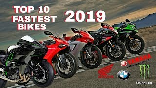 Download Top 10 Fastest Bikes In The World 2019 Video