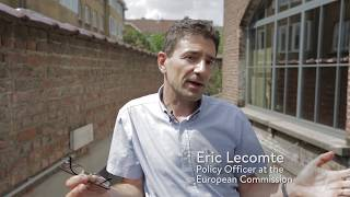 Download Eric Lecomte about JPI Urban Europe and the Projects Meeting 2017 Video