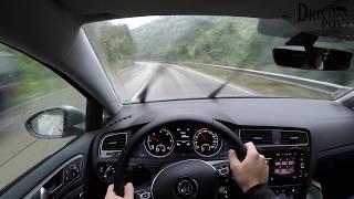Download 2017 VW Golf 7 DSG | POV Test Drive Video