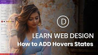 Download Divi feature - Divi Hover Options Video