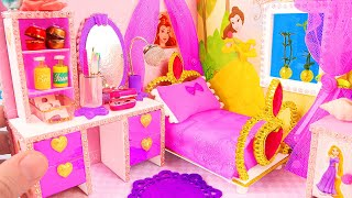 Download DIY Miniature Disney Princess Dollhouse Video