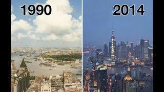 Download ERASING diversity- 90km cities- China became a BIG KFC... (roads, buildings, malls) Video