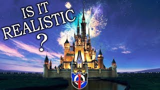 Download How realistic is the DISNEY CASTLE? Video