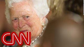 Download Barbara Bush's legacy as 'the enforcer' Video