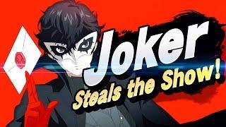 Download Super Smash Bros. Ultimate – Official Joker Gameplay Walkthrough & 3.0 Update Reveal Trailer Video