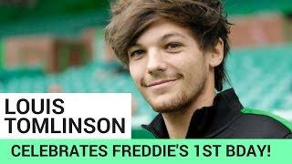 Download Louis Tomlinson Celebrates Freddie's 1st Birthday! Video