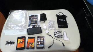 Download Ipod Touch 4G Digitals On Demand 15-Bundle Accessories Unboxing & Review Video