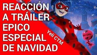 Download REACCIÓN A TRÁILER DEL ESPECIAL DE NAVIDAD - MIRACULOUS LADYBUG Video