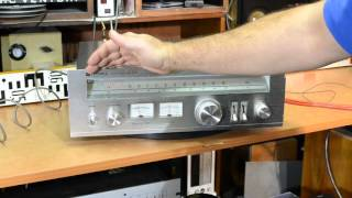 Download SHARP Optonica ST-3636H, stereo tuner Japan Video