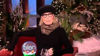 Download Diane Keaton Talks About Her Many Lovers. Video