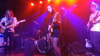 Download Fazerdaze - Little Uneasy - Live Video
