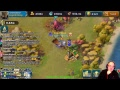 Download Art of Conquest - Live - SWITCHING To Rakkan - castle level 40 - max troops capacity Video