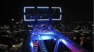 Download Riding the Singapore Flyer Video