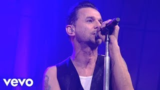 Download Depeche Mode - Walking In My Shoes (Live on Letterman) Video