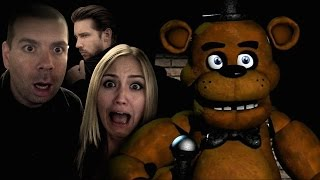 Download Troy Baker Plays Five Night's at Freddy's, Screams like a Girl - IGN Plays Video