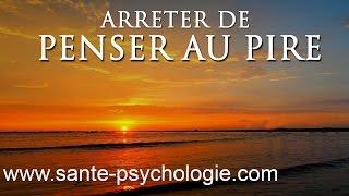 Download Séance d'hypnose pour arrêter de penser au pire - Angoisse - anxiété Video