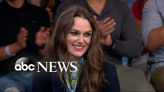 Download Keira Knightley dishes on 'Colette' live on 'GMA' Video