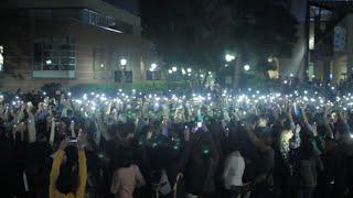 Download UCLA candlelight vigil Video