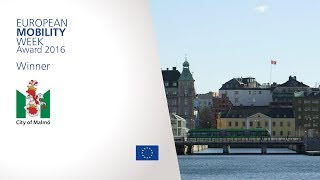 Download Malmö, Winner of the EUROPEAN MOBILITY WEEK Award 2016 Video