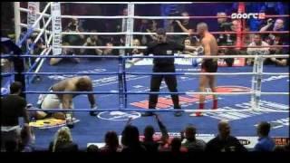 Download Bob Sapp vs Kunkli Tivadar K-1 Rules Budapest Tournament 2011 Video