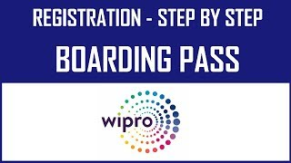 Download WIPRO REGISTRATION PROCESS | BOARDING PASS ISSUE SOLVED Video