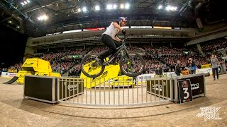 Download Danny MacAskill Rides The Sheffield Indoor World Trial - GoPro Video