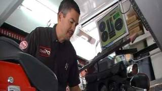 Download 02 Twin Cam 88 stage 1 Dyno test results cyclesolutionsonline boxoflube Video