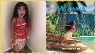 Download Moana | Fans Sing How Far I'll Go! | Disney Junior UK Video