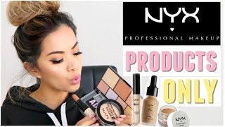 Download Full Face Using Only NYX Cosmetics Makeup! Video