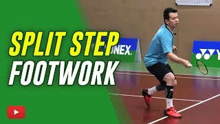 Download Mastering Badminton Singles - Split step footwork to any part of the court - Coach Kowi Chandra Video