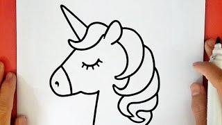 Download HOW TO DRAW A CUTE UNICORN Video