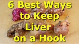 Download 6 Best Ways to Keep Chicken Liver on the Hook Video