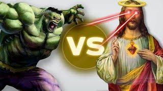 Download HULK VS JESUS - Ultimate Epic Battle Simulator Gameplay Video