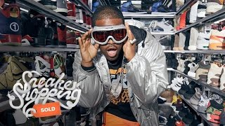 Download ASAP Ferg Goes Sneaker Shopping With Complex Video