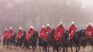 Download Changing of the Guard, Horse Guards 30-12-16 Video
