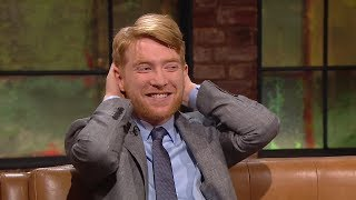 Download A blast from the past for Domhnall Gleeson | The Late Late Show | RTÉ One Video