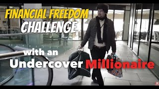 Download Undercover Millionaire Starts Again from Scratch | FINANCIAL FREEDOM CHALLENGE Video