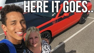 Download My Moms 1st Car Review!! Beyond Hilarious 🤣!! Video